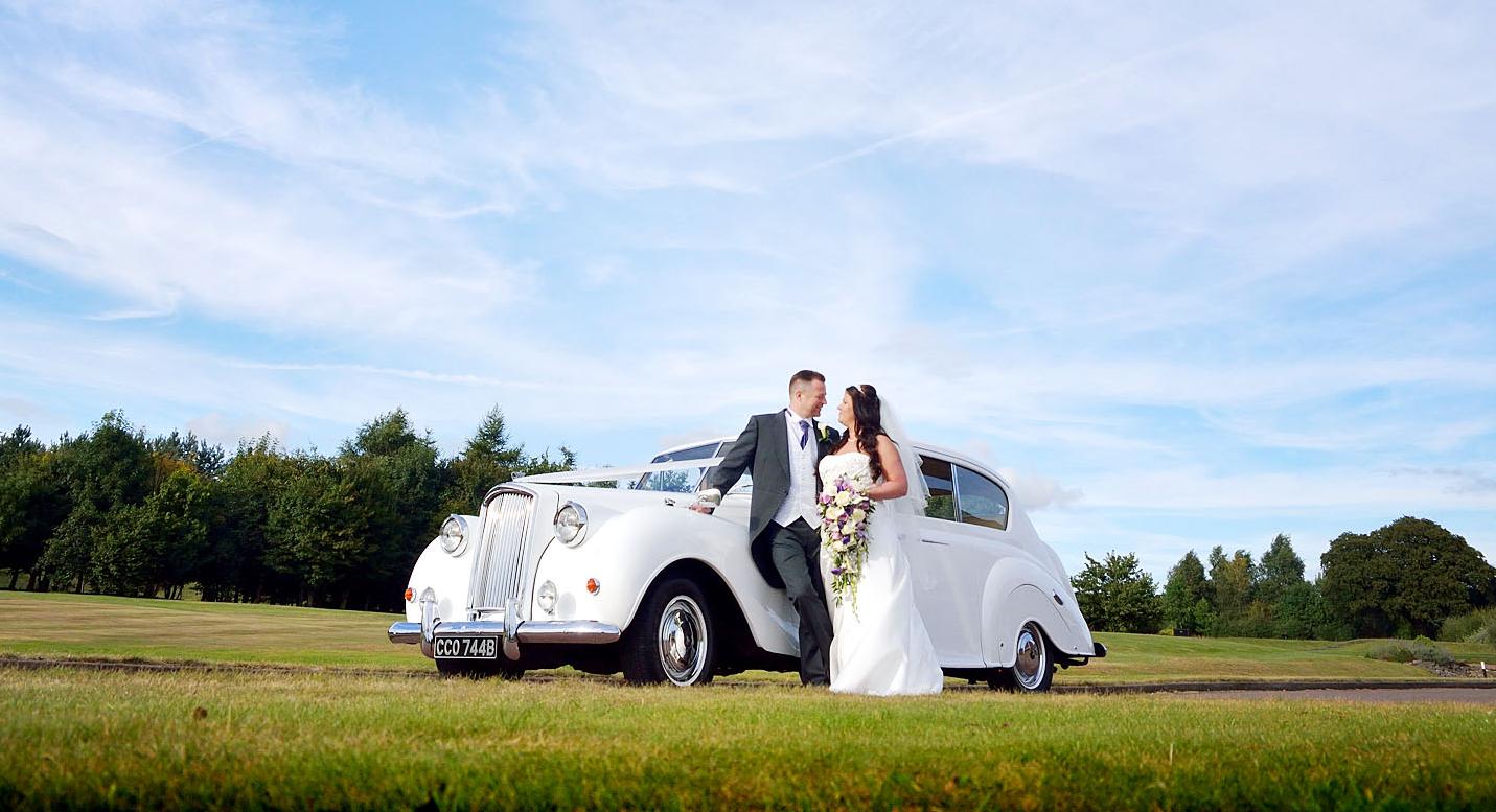 Wedding Car Hire Cannock Staffordshire